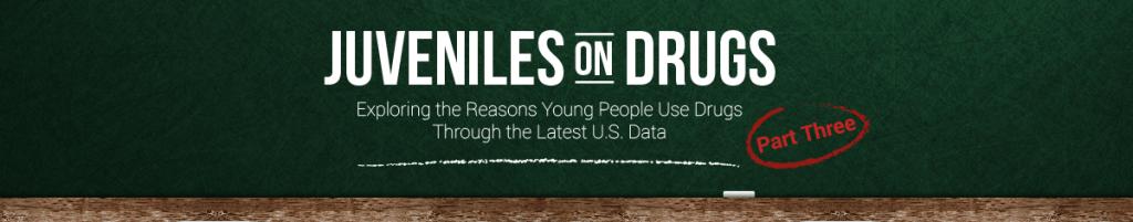 Juveniles on drug poster