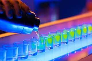 unlimited alcohol shots